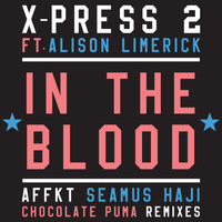 X-Press 2 - In the Blood (feat. Alison Limerick)