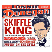 Lonnie Donegan - Skiffle King