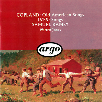 Samuel Ramey - Copland: Old American Songs / Ives: 10 Songs