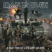 Iron Maiden - A Matter of Life and Death (2015 Remaster)