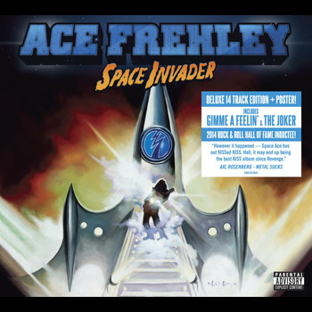 Ace Frehley - Space Invader (Deluxe Edition) (Explicit)