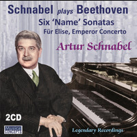 Artur Schnabel - Schnabel Plays Beethoven