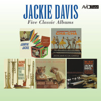 Jackie Davis - Five Classic Albums (Jumpin' Jackie / Hammond Gone Cha Cha / Meets the Trombones / Tiger on the Hammond / Big Beat Hammond) [Remastered]