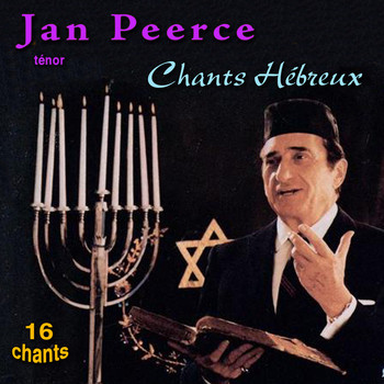 Jan Peerce - Chants Hébreux