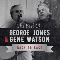 Various - Back to Back: George Jones & Gene Watson (Live)