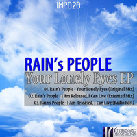 Rain's People - Your Lonely Eyes EP