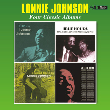 Lonnie Johnson - Four Classic Albums (Blues by Lonnie Johnson / Idle Hours / Blues and Ballads / Losing Game) [Remastered]