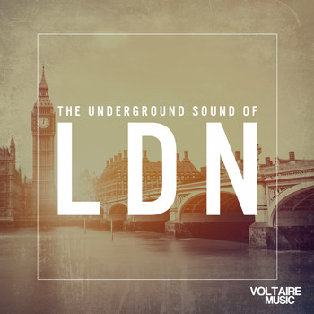 Various Artists - The Underground Sound Of London