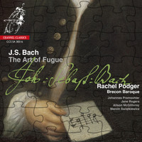 Rachel Podger - J.S. Bach: The Art of Fugue, BWV 1080