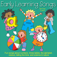 Kidzone - Early Learning Songs