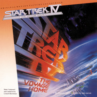 Leonard Rosenman - Star Trek IV: The Voyage Home (Original Motion Picture Soundtrack)