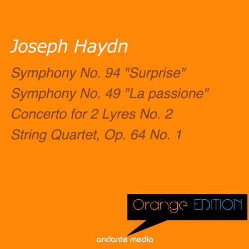 Laurence Duvall, Jan Fleury, Giorgio Falconi, Orchestra Ars et Musica MP3 Album Orange Edition - Haydn: Symphonies Nos. 94, 49 & Concerto for 2 Lyres No. 2