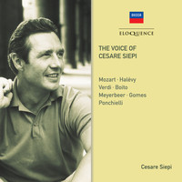Cesare Siepi - The Voice Of Cesare Siepi