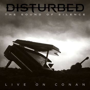 Disturbed - The Sound of Silence (Live on CONAN)