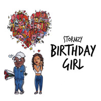 Stormzy - Birthday Girl (Explicit)
