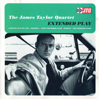 James Taylor Quartet - Extended Play