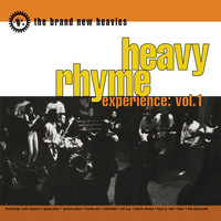 The Brand New Heavies - Heavy Rhyme Experience: Vol.1