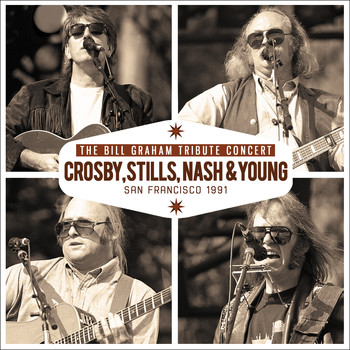 Crosby, Stills, Nash & Young - The Bill Graham Tribute Concert (Live)