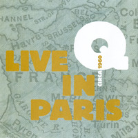 Quincy Jones - Q Live In Paris Circa 1960