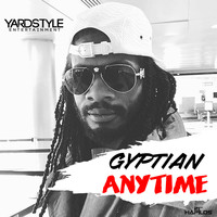 Gyptian - Anytime - Single