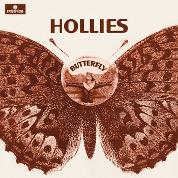 The Hollies - Butterfly (96/24)