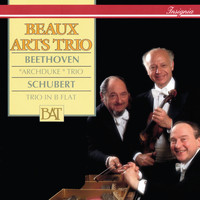 "Beaux Arts Trio - Beethoven: Piano Trio No. 7 ""Archduke"" / Schubert: Piano Trio No. 1"