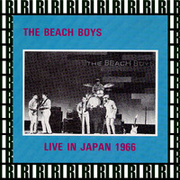 The Beach Boys - Sankei Hall, Osaka, Japan, January 13th, 1966 (Remastered, Live On Broadcasting)