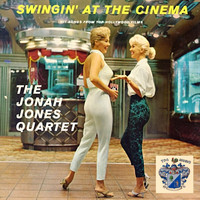 Jonah Jones Quartet - Swingin' at the Cinema