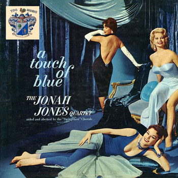 Jonah Jones Quartet - A Touch of Blue