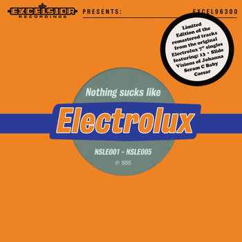 Various Artists - Nothing Sucks Like Electrolux