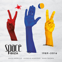 Erick Morillo, Giorgio Moroder and Mark Brown - Space Ibiza: 1989 - 2016