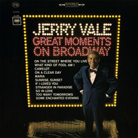 Jerry Vale - Great Moments on Broadway
