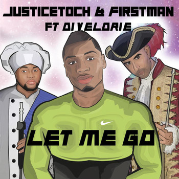 Justice - Let Me Go (feat. Divelorie)