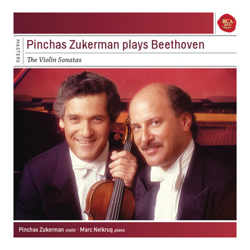 Pinchas Zukerman - Pinchas Zukerman plays Beethoven Violin Sonatas