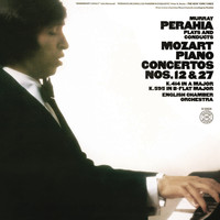 Murray Perahia - Murray Perahia Plays & Conducts Mozart: Piano Concertos Nos. 12 & 27