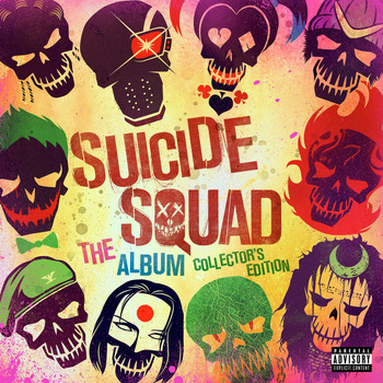 Various Artists - Suicide Squad: The Album (Collector's Edition [Explicit])