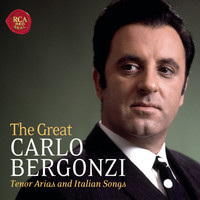 Carlo Bergonzi - The Great Carlo Bergonzi