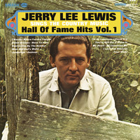 Jerry Lee Lewis - Sings The Country Music Hall Of Fame Hits Vol. 1