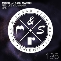 Mitch LJ & Gil Martin - Feel Like You Wanna Sing (Incl. Milk & Sugar Remix)