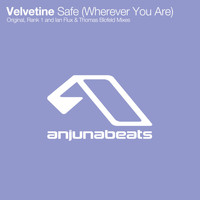 Velvetine - Safe (Wherever You Are)