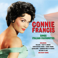 Connie Francis - Sings Italian Favourites