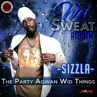 Sizzla - The Party Agwan Wid Things -Single