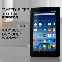 "Georgia Gibbs - Tweedle Dee (From The ""Amazon Fire Tablet - Why Buy Just One?"" Tv Advert)"