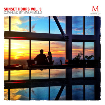 Simon Mills - Sunset Hours - Marini's on 57, Vol. 3