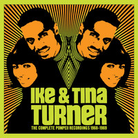 Ike & Tina Turner - The Complete Pompeii Recordings 1968-1969