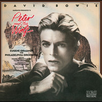 David Bowie - David Bowie narrates Prokofiev's Peter and the Wolf & The Young Person's Guide to the Orchestra