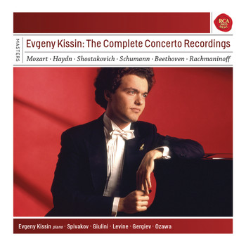 Evgeny Kissin - Evgeny Kissin - The Complete Concerto Recordings