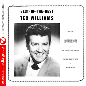 Tex Williams - Best of the Best (Digitally Remastered)