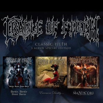 Cradle Of Filth - Classic Filth