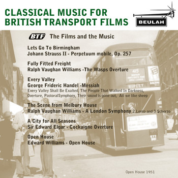 Various Artists - Classical Music for British Transport Films